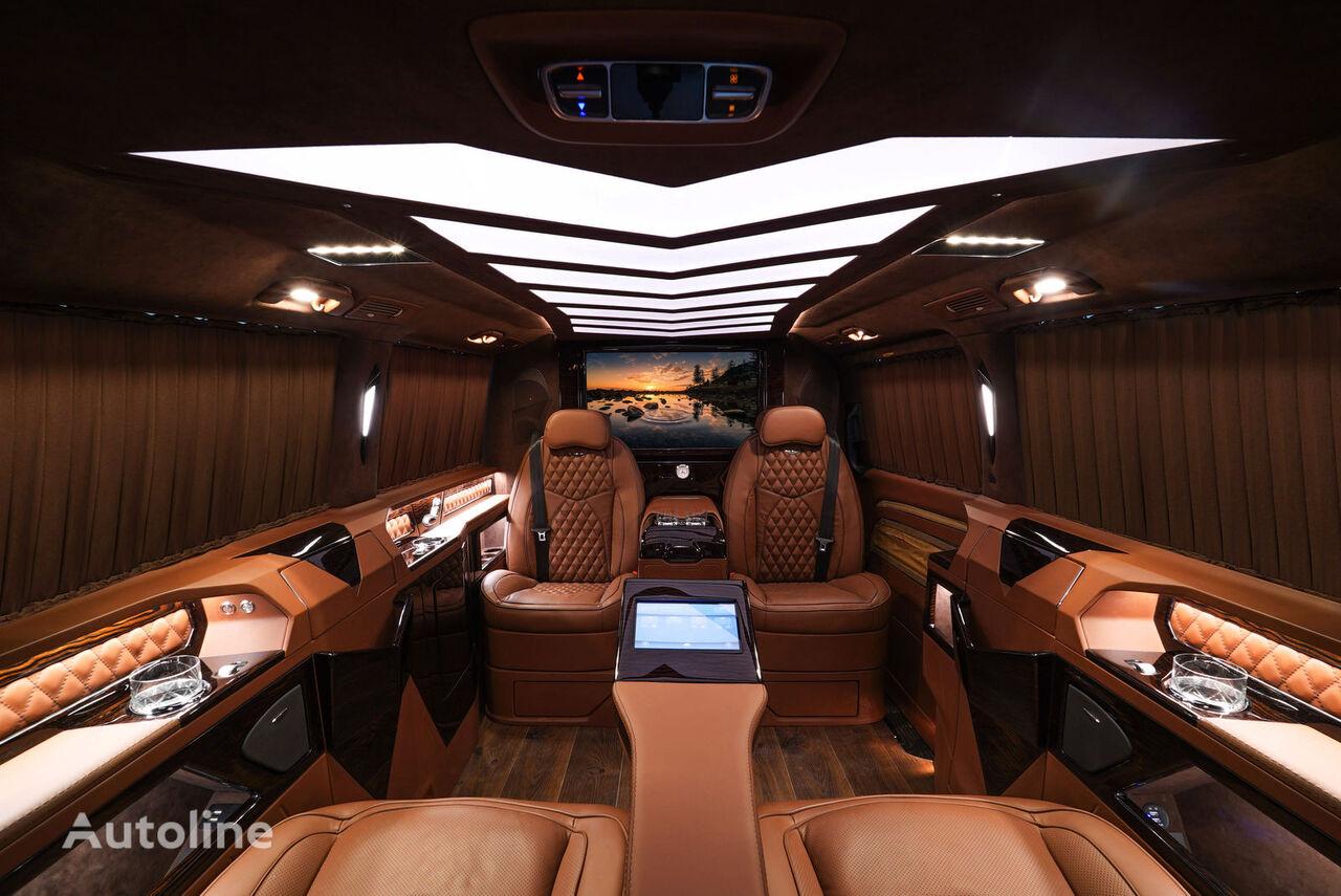MERCEDES-BENZ V 250 LUXURY VAN minivan for sale Turkey ...