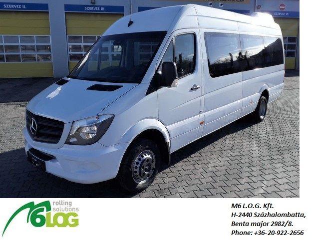 new MERCEDES-BENZ Sprinter 519 CDI  !!NEW TOURIST BUS!! passenger van