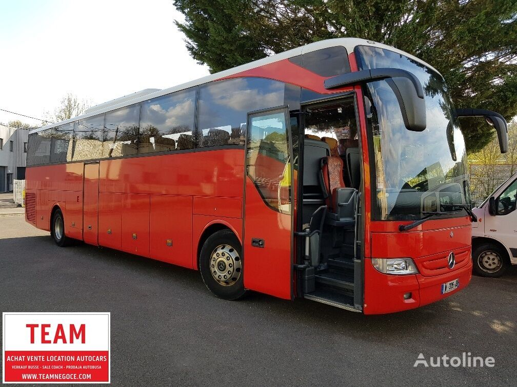 MERCEDES-BENZ TOURISMO RHD R2 M2 coach bus