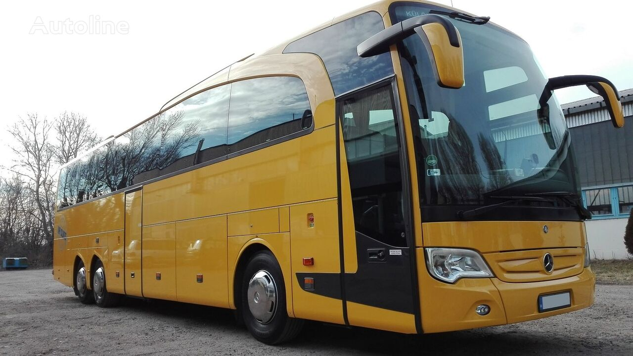 MERCEDES-BENZ Travego RHD-M Safety coach bus for sale Hungary Budapest, LT17594