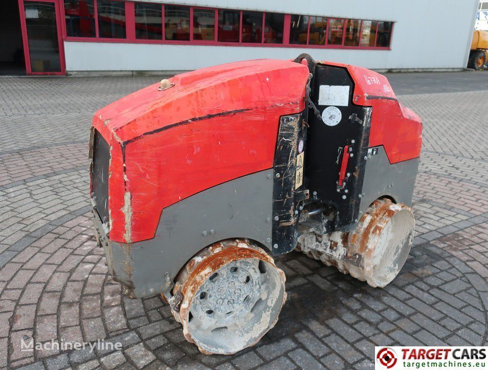 AMMANN RAMMAX 1575 TRENCH COMPACTOR ROLLER 85CM  DEFECT 0612 compactor