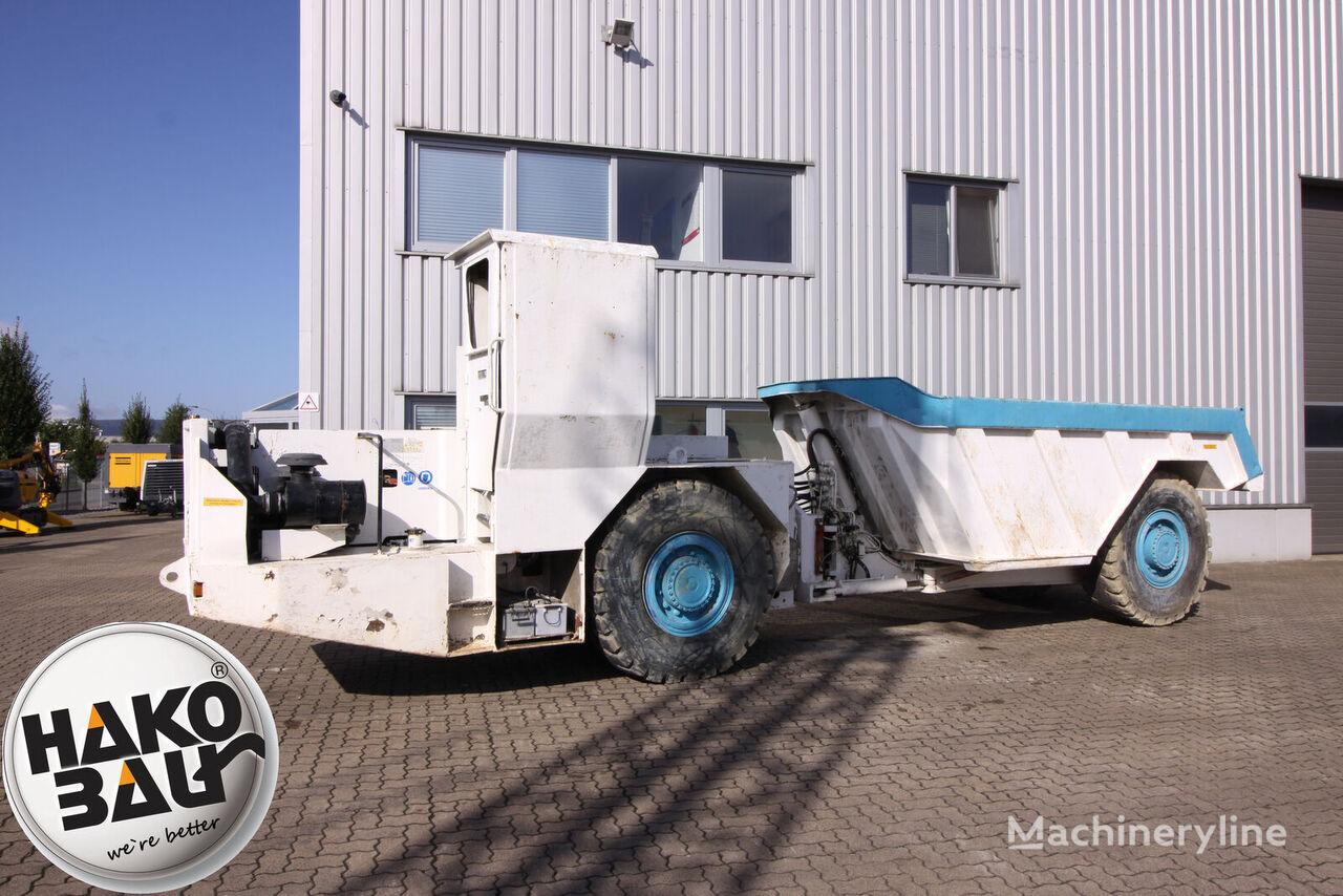 GHH MK-A20 underground dump truck