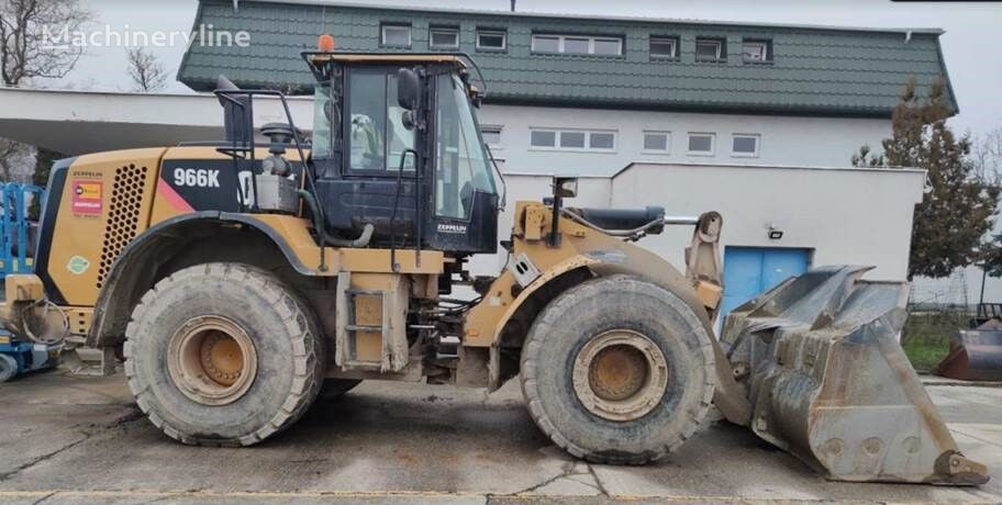 CATERPILLAR 966K wheel loader