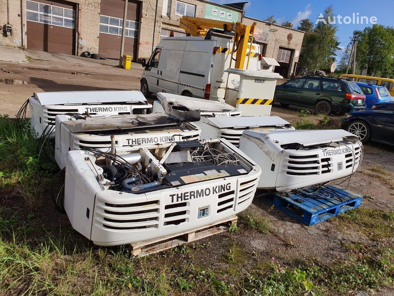 THERMO KING - SPECTRUM TS refrigeration unit