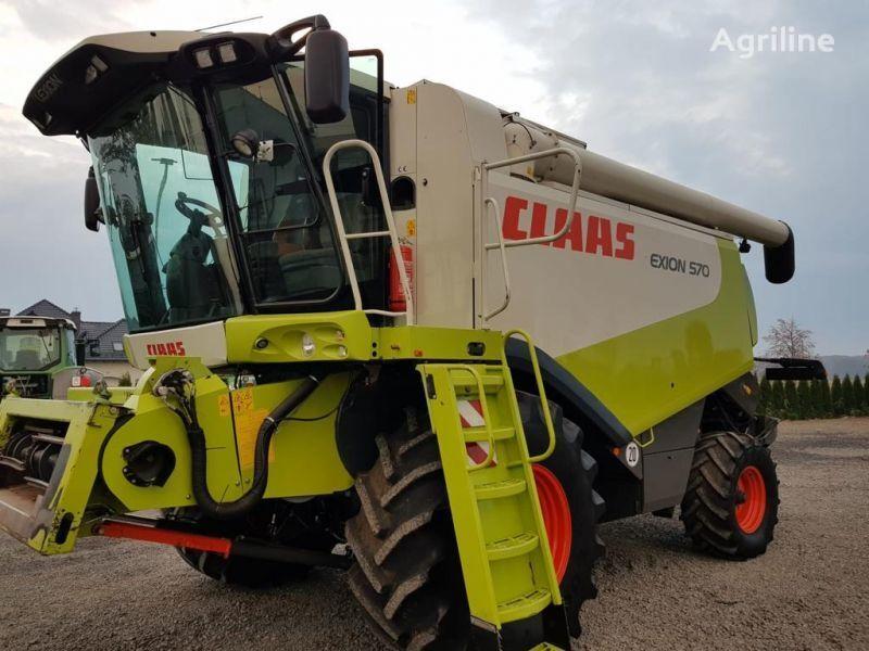 CLAAS Lexion 570 combine-harvester