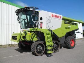 CLAAS Lexion 770 TT combine-harvester