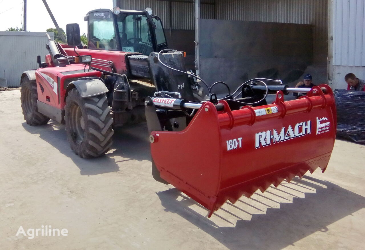 new RI-MACH Easy-Cut 160T, 180T forage equipment