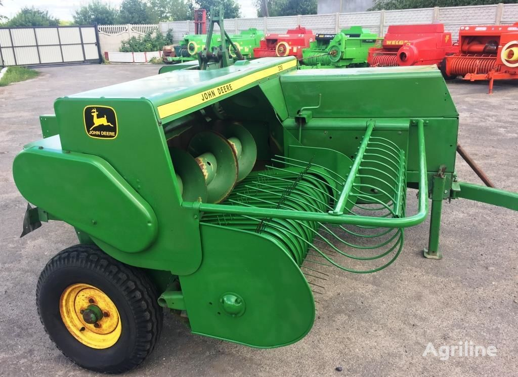 John Deere 332 >> John Deere 332 Square Balers For Sale From Ukraine Buy Square Baler