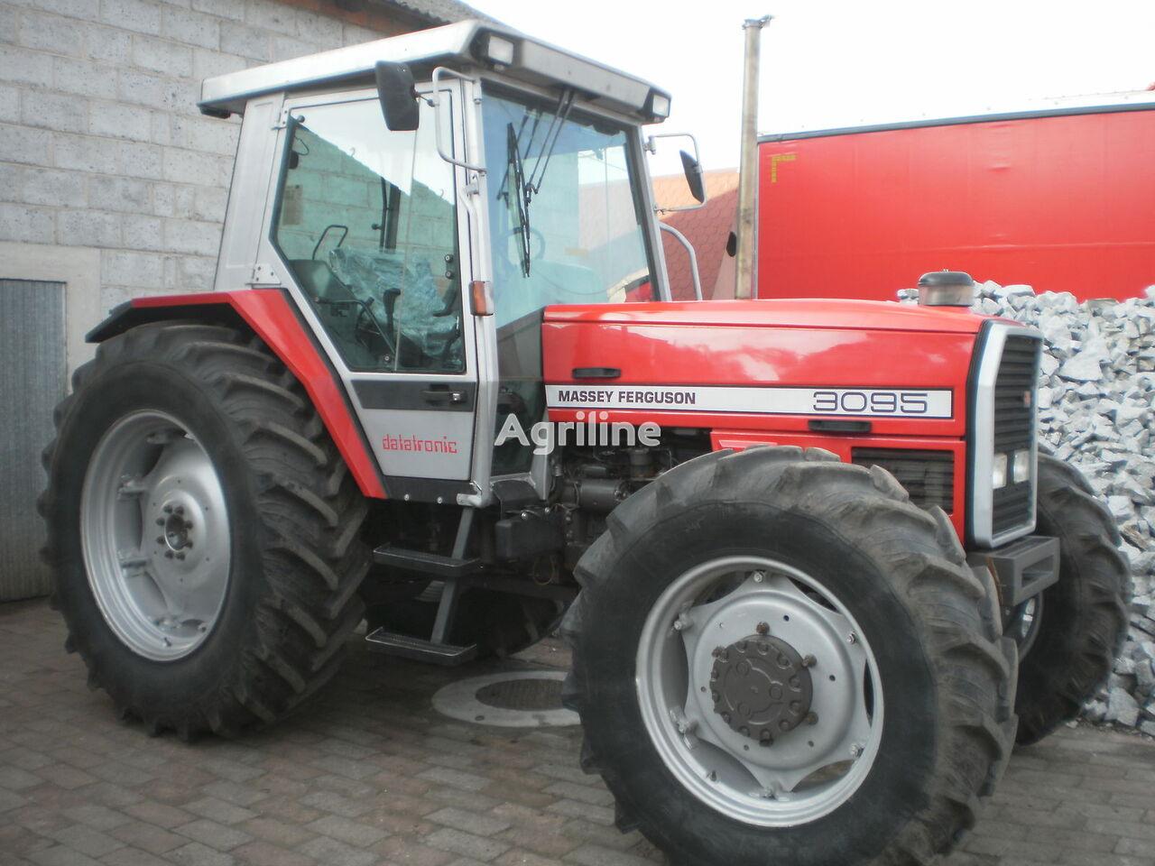 MASSEY FERGUSON 3095 wheel tractor