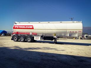 new ALAMEN ALUMİNUM TANKER fuel tank trailer