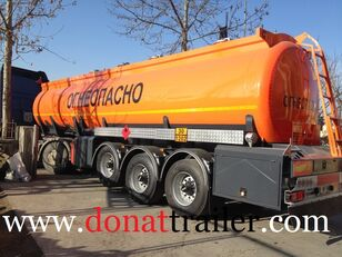 new DONAT Fuel Tanker - ADR - Бензовоз - ОТТС  fuel tank trailer