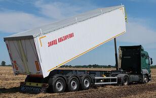 new ZAVOD KOBZARENKA АНП-50 grain semi-trailer