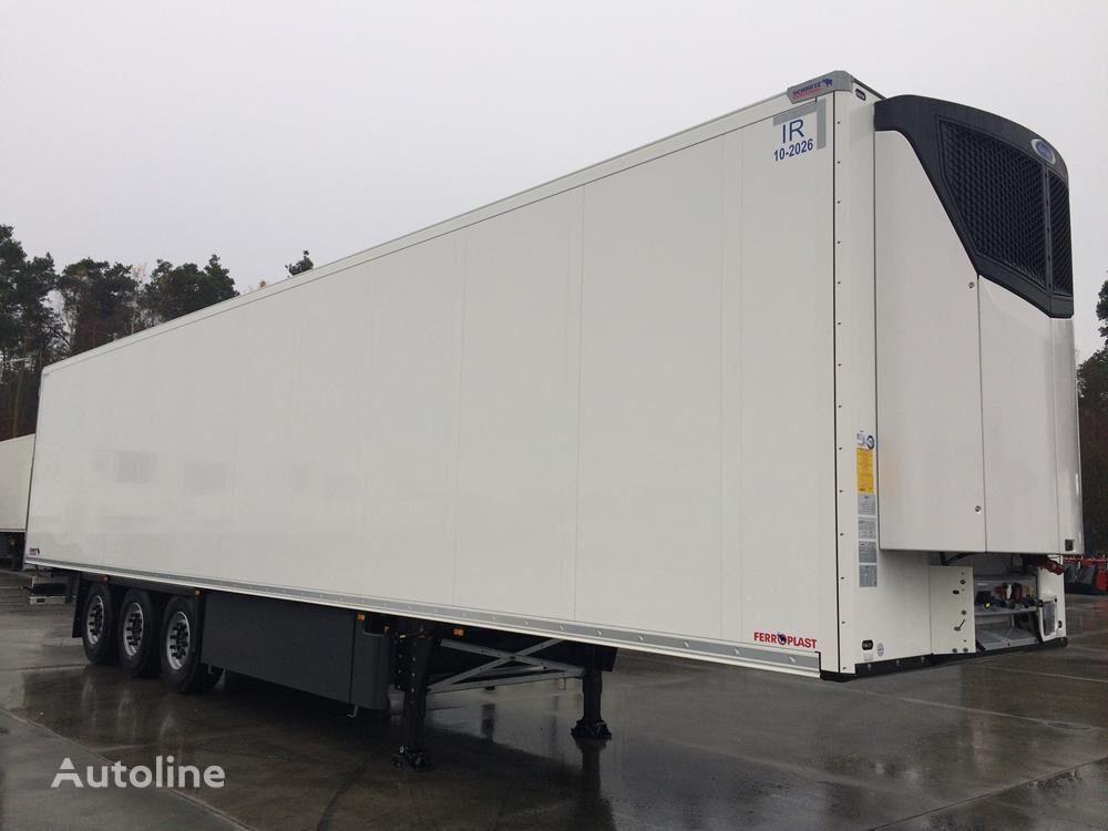 new SCHMITZ CARGOBULL Multitemperatura z Carrier Vector He 19MT refrigerated semi-trailer