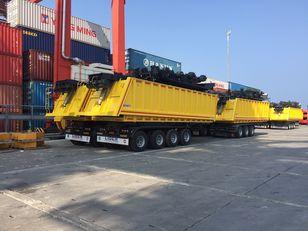 new LIDER 2021  new dumper from manufacturer company LIDER TRAILER  tipper semi-trailer