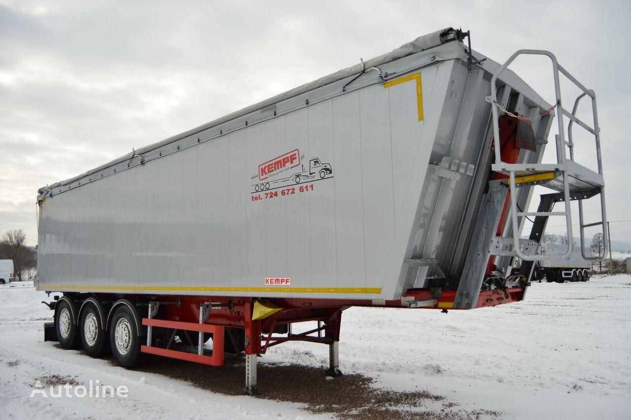 KEMPF SKM / DISC / INTRAX / FLAP-DOOR / 51 m3 !!! tipper semi-trailer