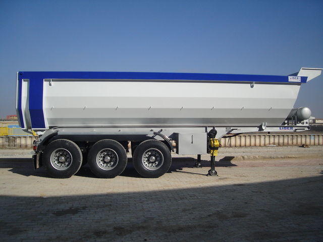 new LIDER LIDER DUMPER NEW 2019 YEAR tipper semi-trailer