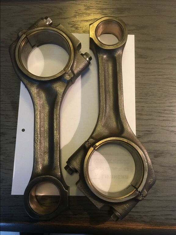 connecting rod for LIEBHERR excavator