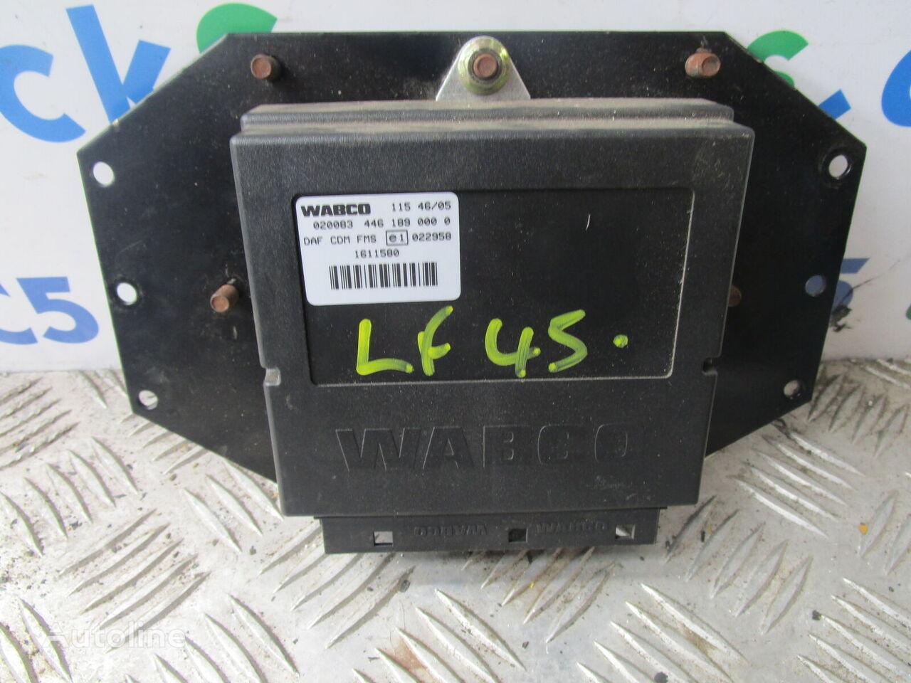 WABCO control unit for DAF LF 45  truck