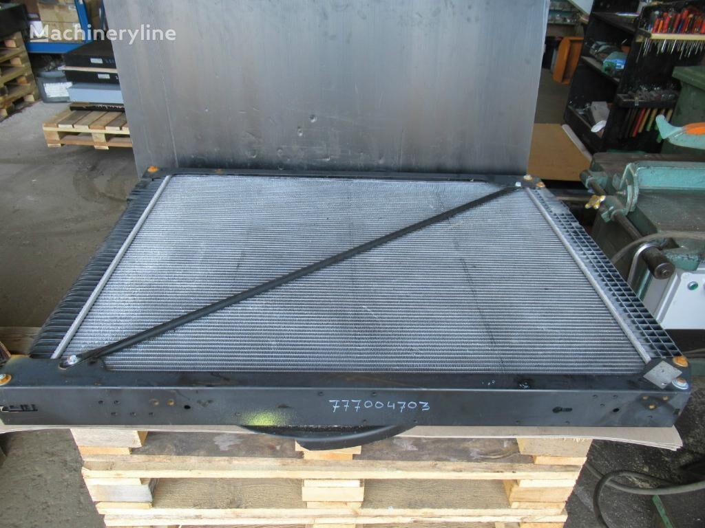 CATERPILLAR C13 engine cooling radiator for excavator