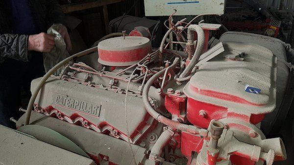 CATERPILLAR 3208 engine for other construction machinery