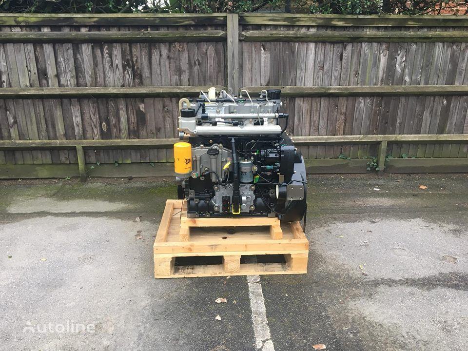 new JCB 444 engine for other construction equipment