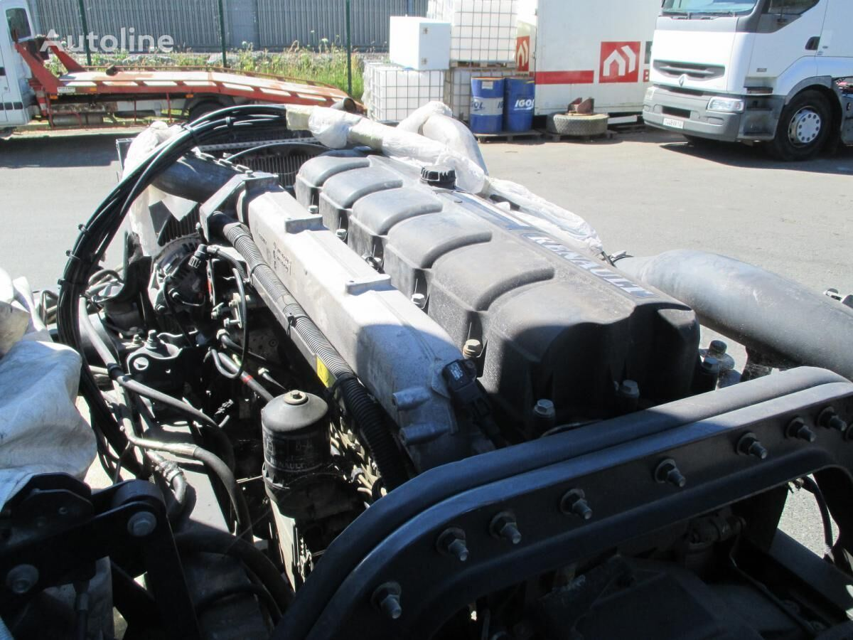 RENAULT DCI11 + Boîte ZF9S 109 mécanique engine for RENAULT DCI11 + Boîte ZF9S 109 mécanique truck