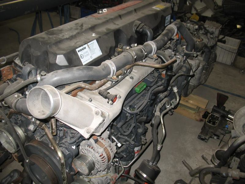 RENAULT DXI engine for RENAULT Magnum truck
