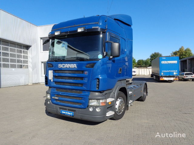 SCANIA engine for SCANIA R, MERCEDES BENZ, MAN, DAF, IVECO, SCANIA, RENAULT tractor unit