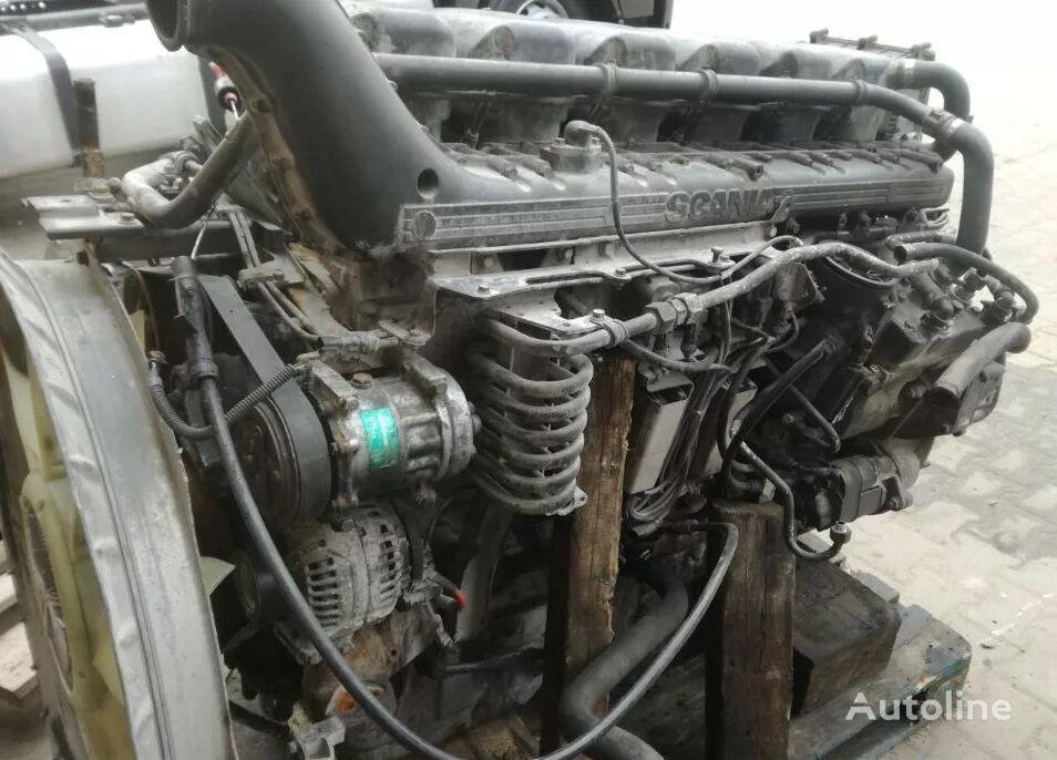 SCANIA 420 KM EURO 5 2010 HPI DC1215 engine for SCANIA truck