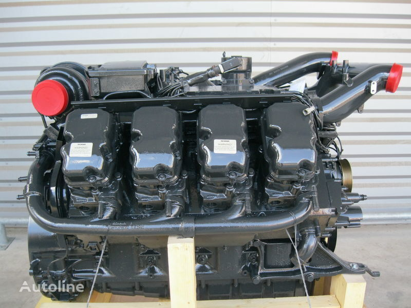 SCANIA DC1602 engine for truck