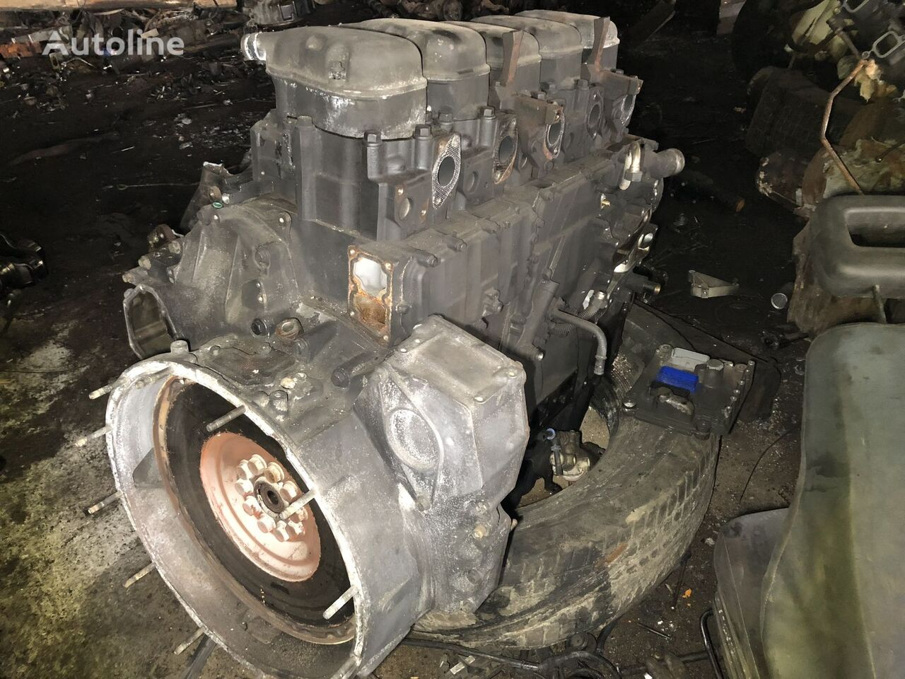 SCANIA P220 DC9 39 L01 engine for truck