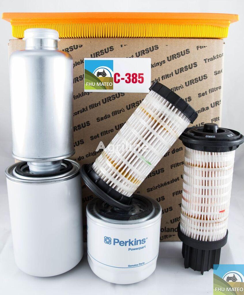new URSUS FILTERS SET oil filter for URSUS C-380 IIIB, C-385 tractor