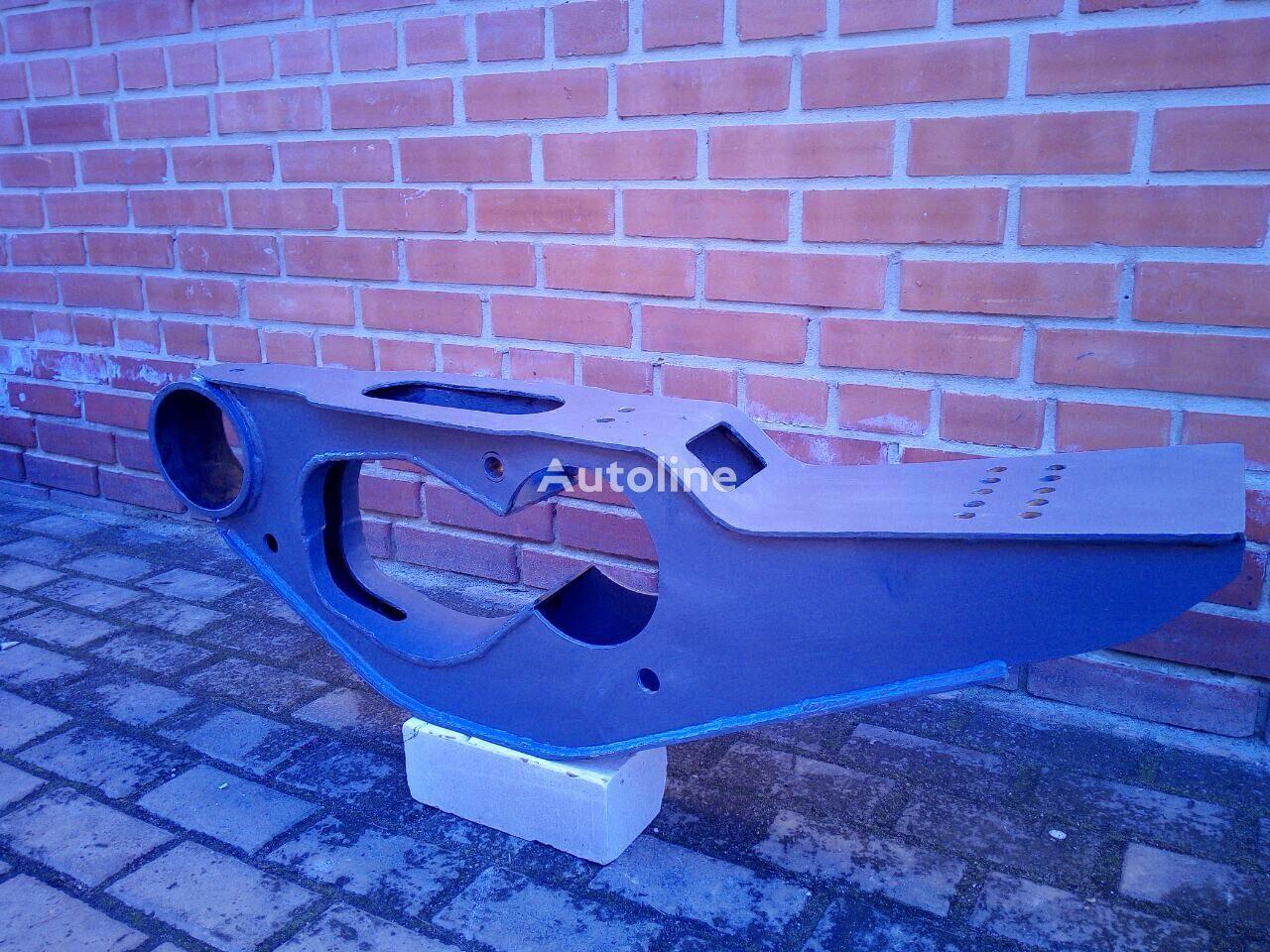 gusak, integral, balansir, kronshteyn, intraks osi SAF other suspension spare part for semi-trailer
