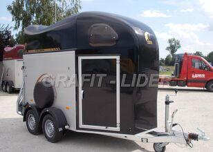 new Cheval liberte CL-16 Cheval Liberte Gold Two, ściany aluminiowe, poliester czar flatbed trailer