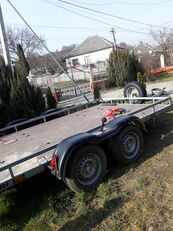 new KNOTT 94A light trailer