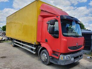 RENAULT MIDLUM 220 KONTENER+LBW KLIMA EURO 4 box truck