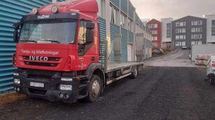 IVECO car transporter