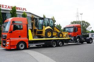 MAN TGX 26.440 XXL , E6 , 6X2 , NEW BODY 7,5m , hydraulic , 2x winch car transporter