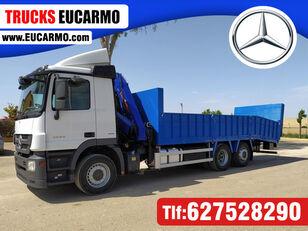 MERCEDES-BENZ ACTROS 25 32 car transporter