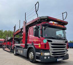 SCANIA P410 N320 ROLFO TVF car transporter