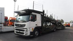 VOLVO FM13 420 Autotransporter Kassbohrer car transporter + car transporter trailer