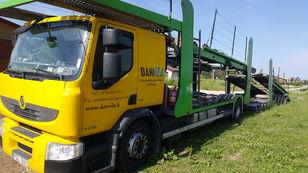 RENAULT Premium 370.18 Euro5 !!! car transporter + car transporter trailer