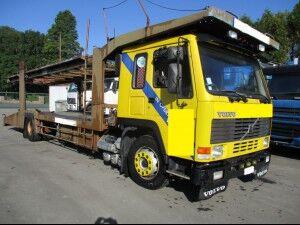 VOLVO FL10 car transporter