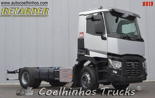RENAULT C 430 // Euro 6 chassis truck