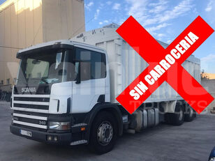 SCANIA 114G 340 chassis truck