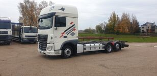 DAF XF 106.440 container chassis
