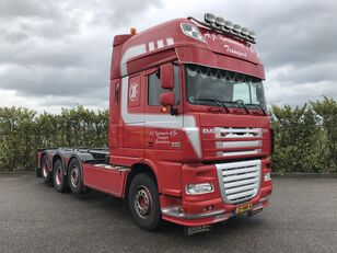 DAF FAK XF105.510 Euro5 Special-Interior container chassis
