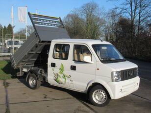 DFSK Cityhopper 3-Z. Kipper Dubbelcabine Elektrisch dump truck