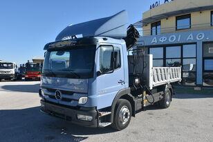 MERCEDES-BENZ 1528 ATEGO  dump truck