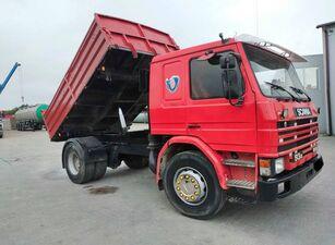 SCANIA P93 dump truck